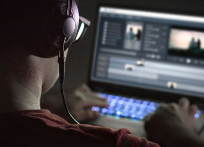 business video editing